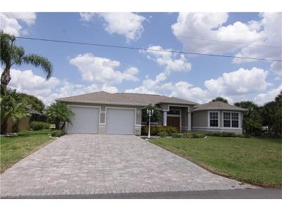 Punta Gorda Single Family Home For Sale: 2749 Mauritania Rd