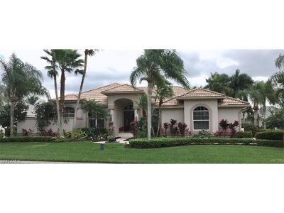 Fort Myers Single Family Home For Sale: 14601 Highland Harbour Ct