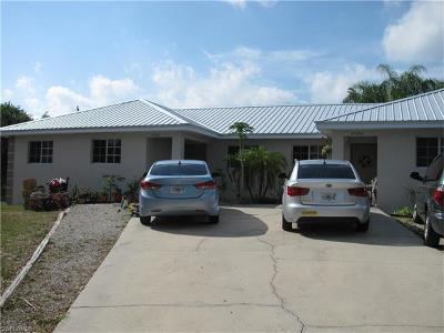 Fort Myers Beach Multi Family Home For Sale: 17291/93 Whitewater Ct