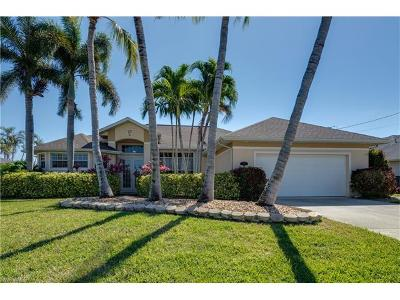 Cape Coral Single Family Home For Sale: 3313 SE 10th Ave