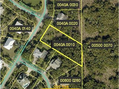 Sanibel Residential Lots & Land For Sale: 644 Sea Oats Dr