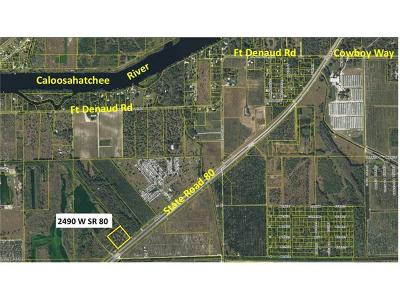 Commercial For Sale: 2490 W State Rd 80
