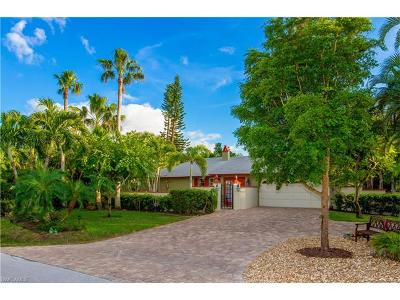 Sanibel Single Family Home For Sale: 1478 Albatross Rd