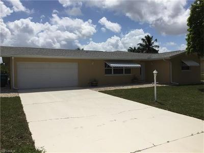 Cape Coral Single Family Home For Sale: 3101 SE 16th Pl