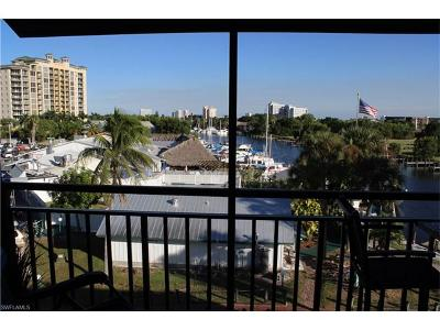 North Fort Myers Condo/Townhouse For Sale: 3454 Hancock Bridge Pky #A12