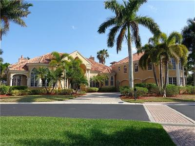 Cape Coral Single Family Home For Sale: 5850 Harbour Preserve Cir