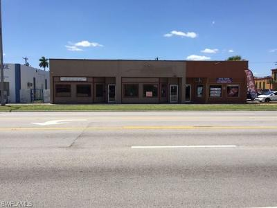 Hendry County Commercial For Sale: 516 E Sugarland Hwy.