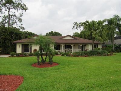 Naples Single Family Home For Sale: 1901 Countess Ct