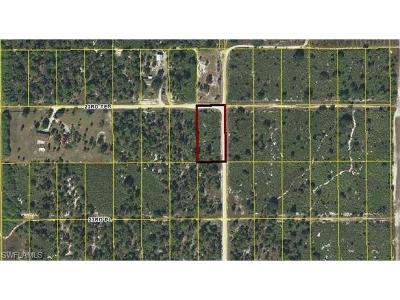 Hendry County Residential Lots & Land For Sale: 7717 23rd Ter
