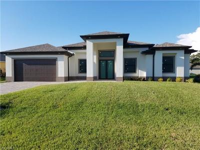 Cape Coral Single Family Home For Sale: 1415 SW 20th St