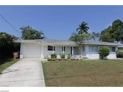 Cape Coral FL Single Family Home For Sale: $343,500