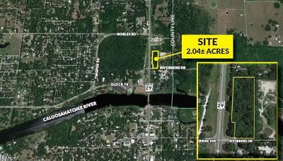 Commercial Lots & Land For Sale: Sr 29 & Riverbend Dr