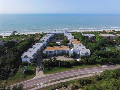 Sanibel Condo/Townhouse For Sale: 2265 W Gulf Dr #P1A