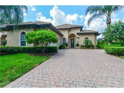 Estero Single Family Home For Sale: 12530 Grandezza Cir