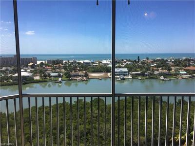 Fort Myers Beach Condo/Townhouse For Sale: 4182 Bay Beach Ln #7103