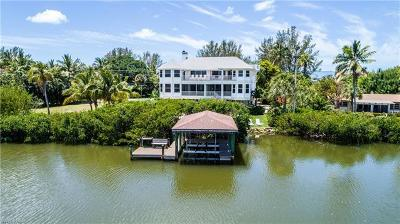 Captiva, Sanibel Single Family Home For Sale: 952 S Seas Plantation Rd
