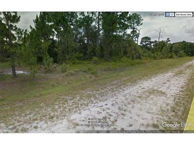 Clewiston Residential Lots & Land For Sale: 235 N Sendero St
