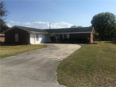 Clewiston Single Family Home For Sale: 312 W Avenida Del Rio