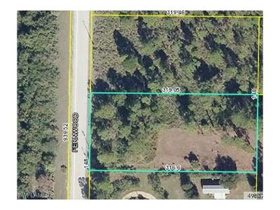 Glades County Residential Lots & Land For Sale: 3560 Fernwood Ln