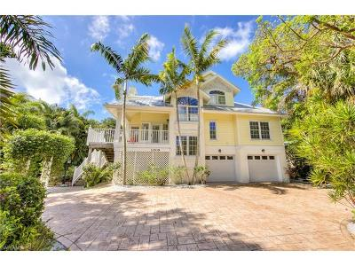Captiva Single Family Home For Sale: 11509 Chapin Ln