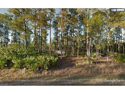 Lehigh Acres FL Residential Lots & Land For Sale: $4,900
