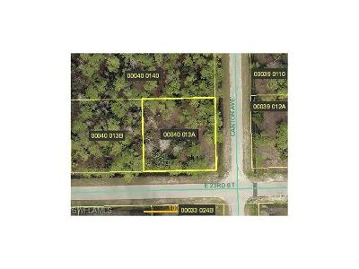Residential Lots & Land For Sale: 3107 E 23rd St