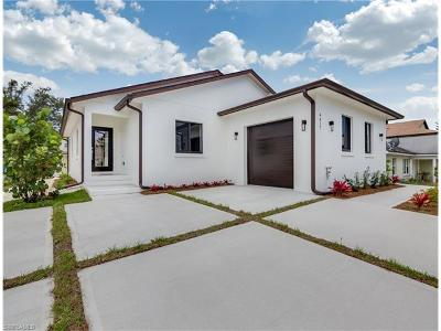Bonita Springs Single Family Home For Sale: 4417 Little Hickory Rd