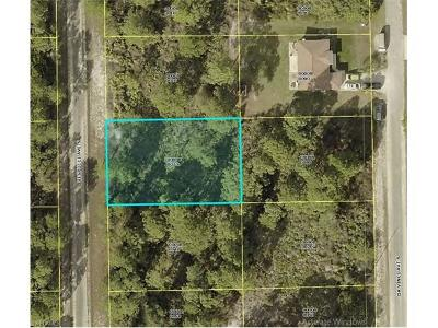 Lehigh Acres FL Residential Lots & Land For Sale: $4,500