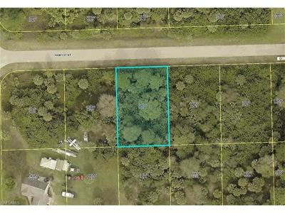 Fort Myers Residential Lots & Land For Sale: 3733 Tareco St