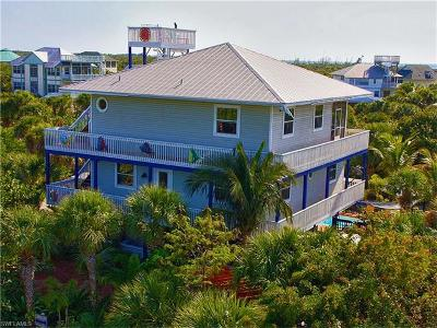 Captiva Single Family Home For Sale: 4481 Oyster Shell Dr