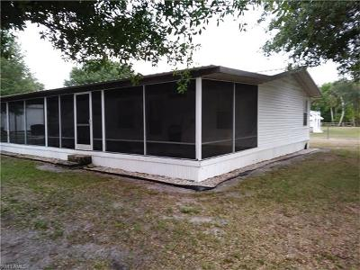 Moore Haven Mobile/Manufactured For Sale: 1014 Copeland Drymond Dr
