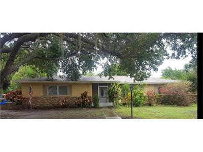 Lehigh Acres Single Family Home For Sale: 182 Bermont Ave