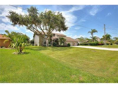 North Fort Myers Single Family Home For Sale: 3884 Hidden Acres Cir S