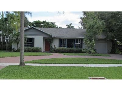 Single Family Home For Sale: 1235 Osceola Dr