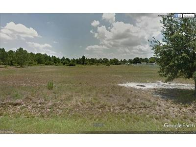 Clewiston Residential Lots & Land For Sale: 635 N Romero St