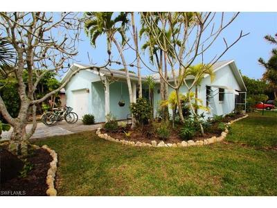 Sanibel Single Family Home For Sale: 1667 Atlanta Plaza Dr