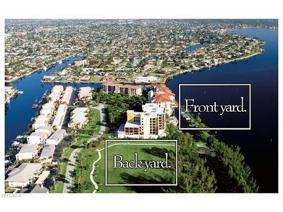 Cape Coral Condo/Townhouse For Sale: 4029 SE 20th Pl #603