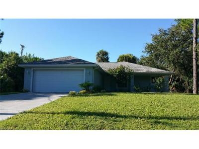 Single Family Home For Sale: 8033 Windswept Cir