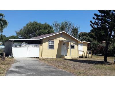Clewiston Single Family Home For Sale: 317 E Obispo Ave