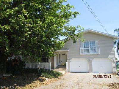 Bokeelia, Cape Coral, Captiva, Fort Myers, Fort Myers Beach, Matlacha, Sanibel, St. James City, Upper Captiva Single Family Home For Sale: 5001 SW 5th Pl