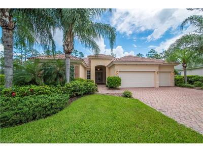 Fort Myers Single Family Home For Sale: 10704 Bradbury Way