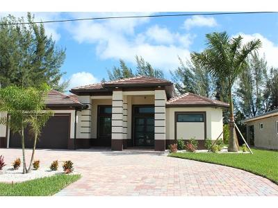 Cape Coral Single Family Home For Sale: 1609 SW 28th Ter