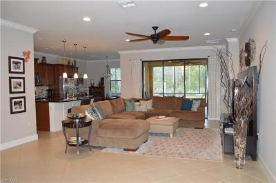 Estero Single Family Home For Sale: 20308 Black Tree Ln