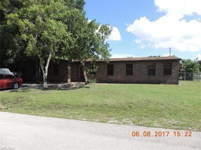 Clewiston Single Family Home For Sale: 326 W Avenida Del Rio