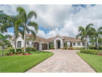Fort Myers Single Family Home For Sale: 9576 Via Lago Way