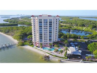 Bonita Springs Condo/Townhouse For Sale: 8771 Estero Blvd #907