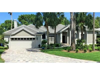 Bonita Springs Single Family Home For Sale: 3091 Laurel Ridge Ct
