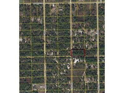 Clewiston FL Residential Lots & Land For Sale: $13,500