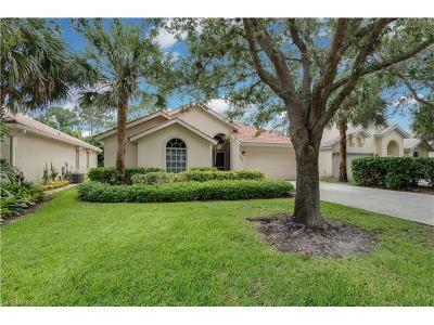 Naples Single Family Home For Sale: 6449 Autumn Woods Blvd
