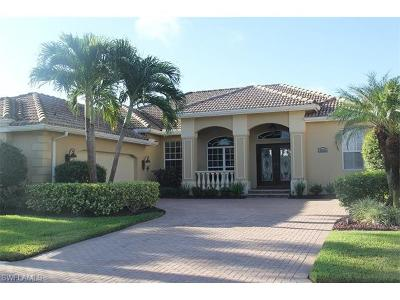 Fort Myers Single Family Home For Sale: 8364 Southwind Bay Cir